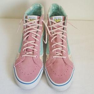 Vans Disney Toy Story Bo Peep Hi Top Sneaker